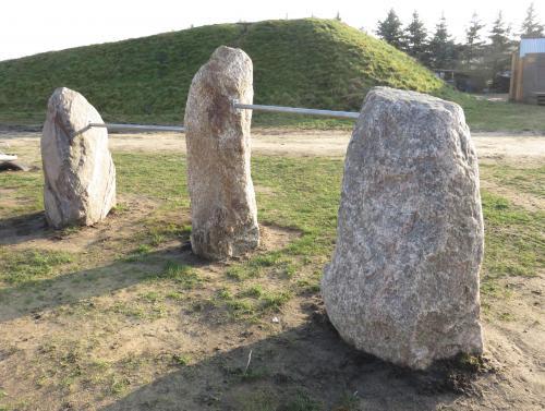 Steinkunst Reckstangen